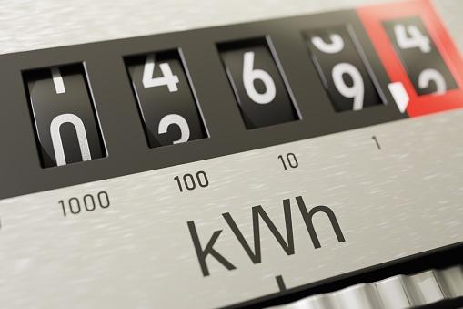 Medidor de consumo de energia