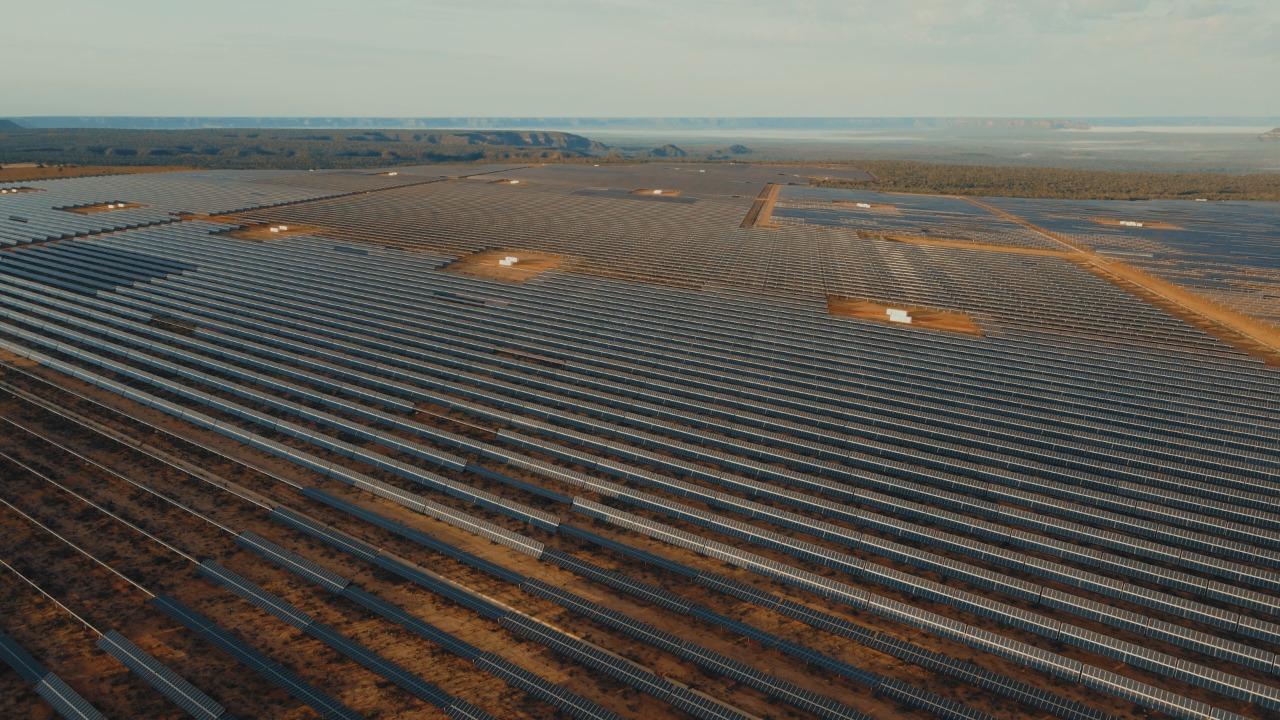 Parque solar São Gonçalo (PI) da Enel Green Power