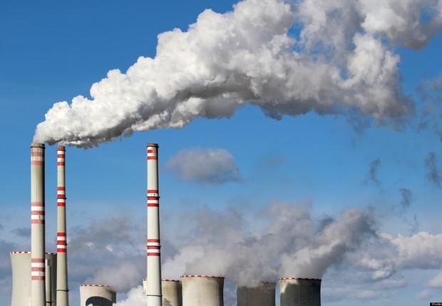 Emissão de CO2 - AIE